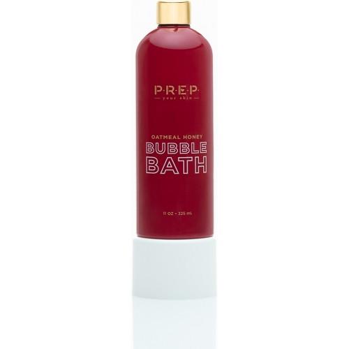 Prep Your Skin Oatmeal Honey Bubble Bath - 11oz