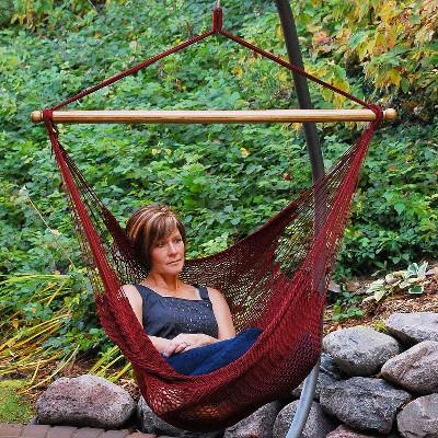 caribbean patio hammock chair target rh target com Outdoor Lounge Chairs Outdoor Lounge Chairs