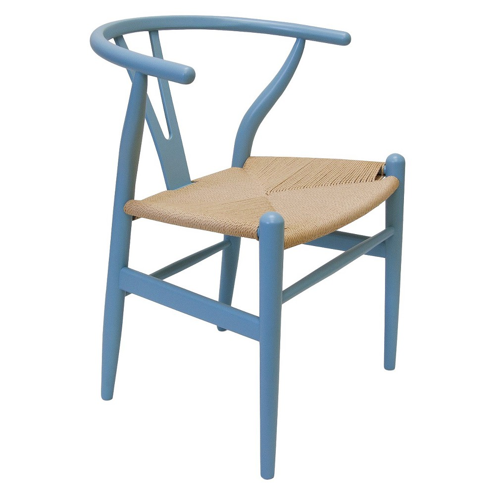Albany Dining Chair - Blue (Set of 2) - Aeon, Lite Blue