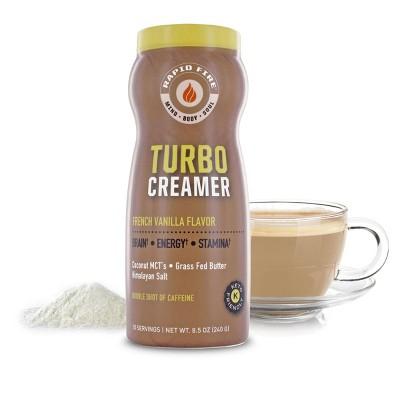 Rapid Fire Coffee Turbo Creamer - 8.5oz