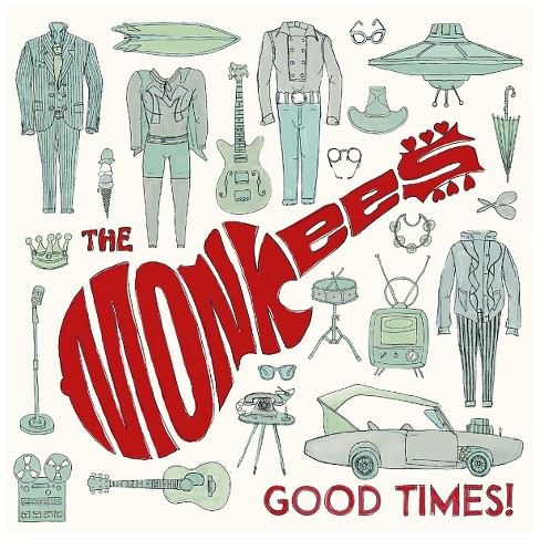 The Monkees- Good Times! - image 1 of 1
