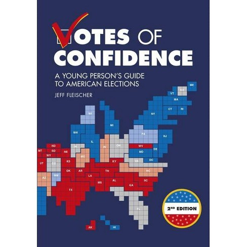 Votes of Confidence, 2nd Edition - by  Jeff Fleischer (Paperback) - image 1 of 1