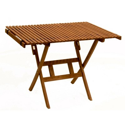Patio Folding Table Byer o Coffee