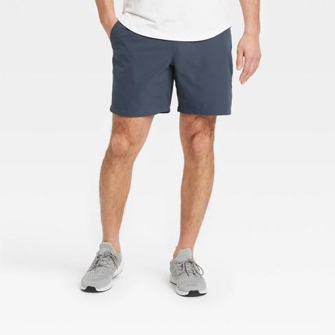 Men's Seersucker Shorts - All in Motion™ - image 1 of 4