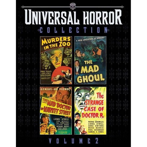 Universal Horror Collection:  Volume 2 (Blu-ray) - image 1 of 1