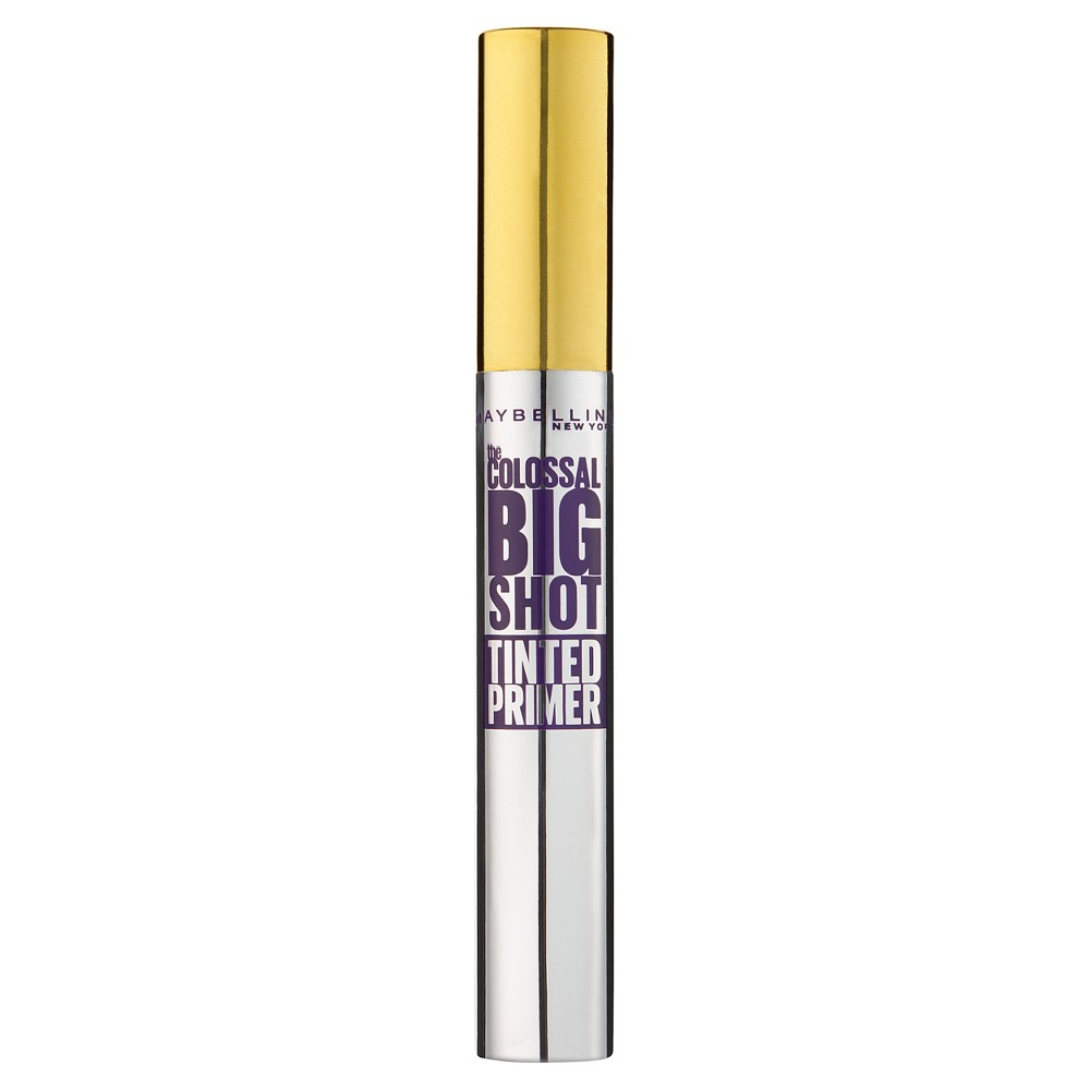 Maybelline Volum' Express Colossal Big Shot Mascara Primer - 0.33oz