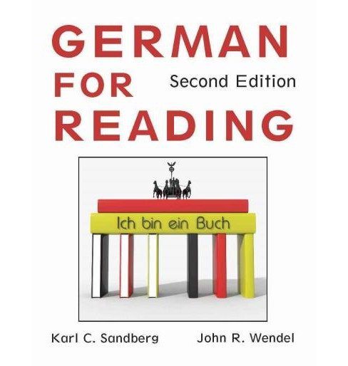 German for Reading : A Programmed Approach (Bilingual) (Paperback) (Karl C. Sandberg) - image 1 of 1