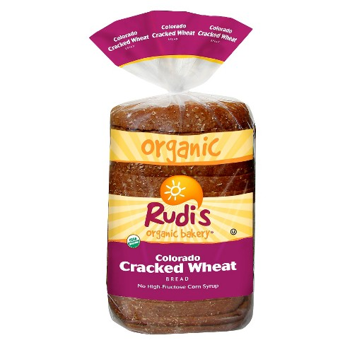 Rudi's Organic Colorado Cracked Wheat Bread 22oz - image 1 of 1