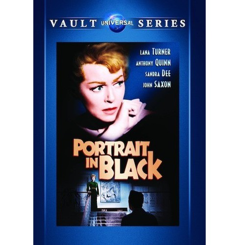 Portrait In Black (DVD) - image 1 of 1