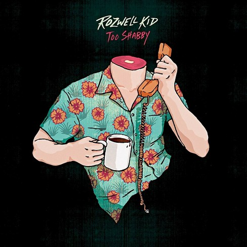 Rozwell kid - Too shabby (CD) - image 1 of 2