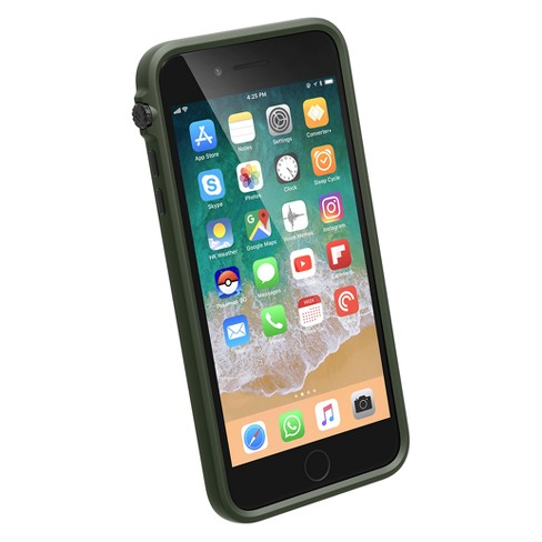 on sale d00a2 e440e Catalyst Apple iPhone 8 Plus Impact Protection Case - Army Green