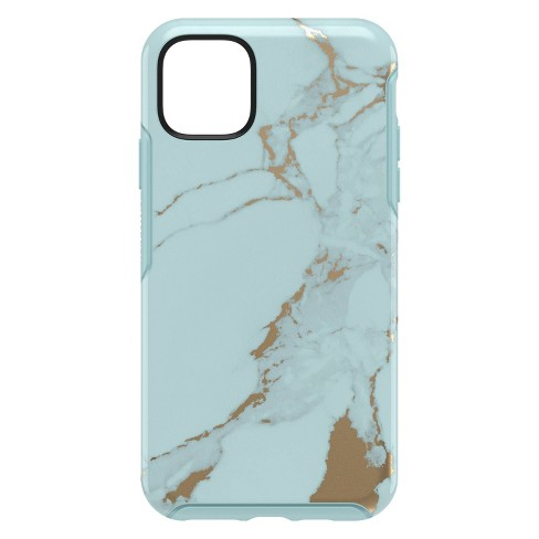 OtterBox Apple iPhone 11 Symmetry Case - Teal Marble - image 1 of 4