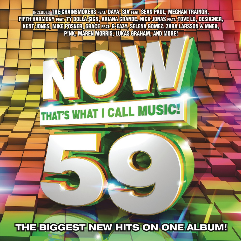 Now That's What I Call Music 59