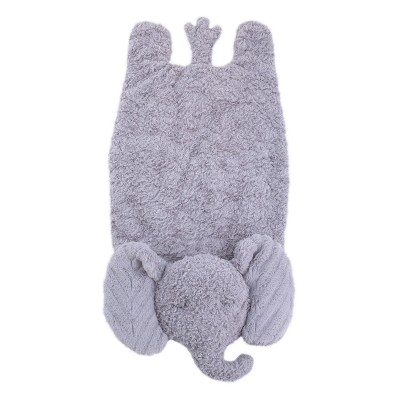 NoJo Cuddle Me Luxury Plush Mat Elephant