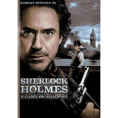 Sherlock Holmes: A Game of Shadows (DVD) - image 1 of 1