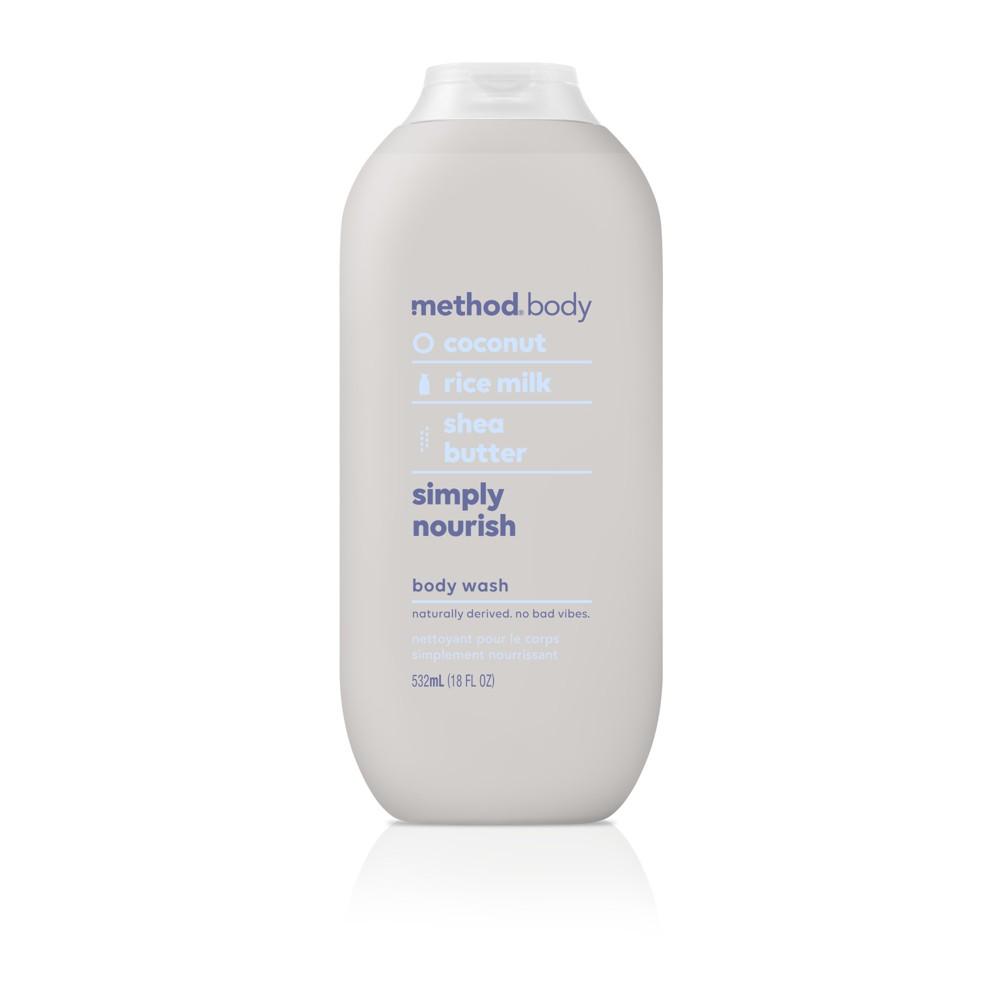Image of Method Body Wash Simply Nourish - 18 fl oz