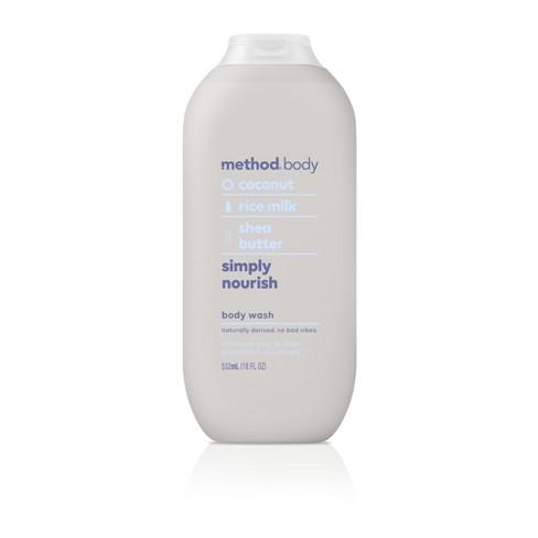 Method Body Wash Simply Nourish - 18 fl oz - image 1 of 3