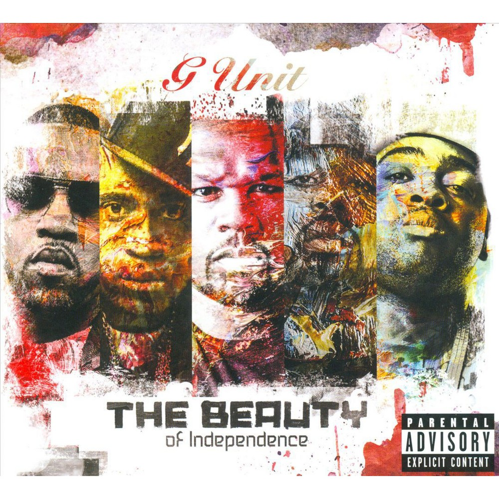 G-unit - Beauty Of Independence (CD)