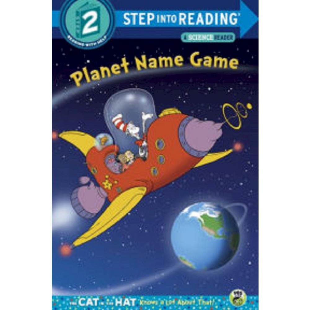 Planet Name Game ( Step into Reading, Step 2: Cat in the Hat Knows a Lot About That) (Paperback)
