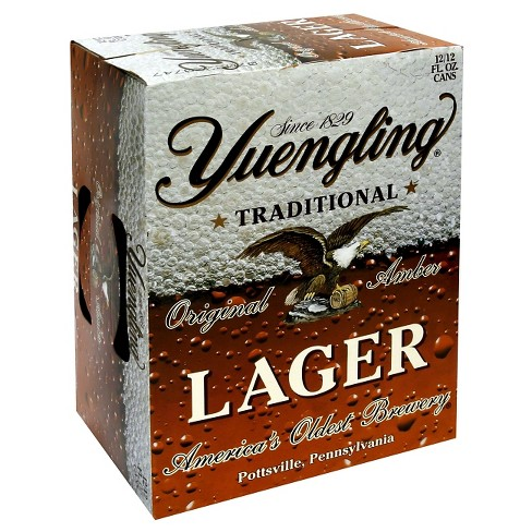 Yuengling® Traditional Lager - 12pk / 12oz Cans - image 1 of 1