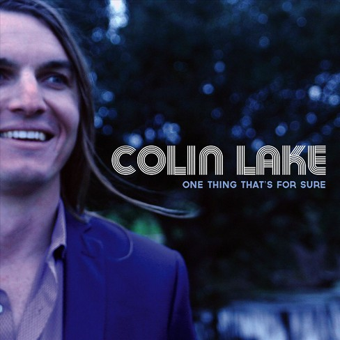 Colin lake - One thing that's for sure (CD) - image 1 of 1