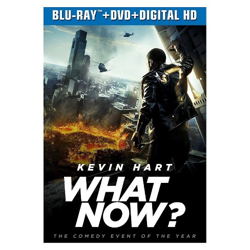 Kevin Hart: What Now? (Blu-ray + DVD + Digital) - image 1 of 1
