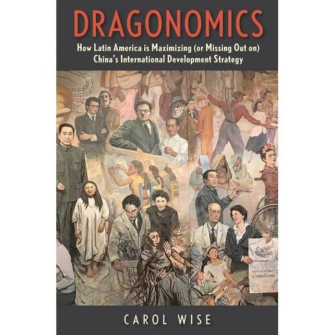 Dragonomics - by  Carol Wise (Hardcover) - image 1 of 1