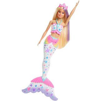 Barbie Dreamtopia Color Magic Mermaid Doll