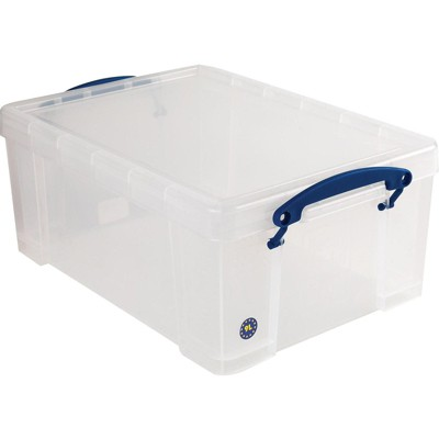 Really Useful Box 9 Liter Snap Lid Storage Bin