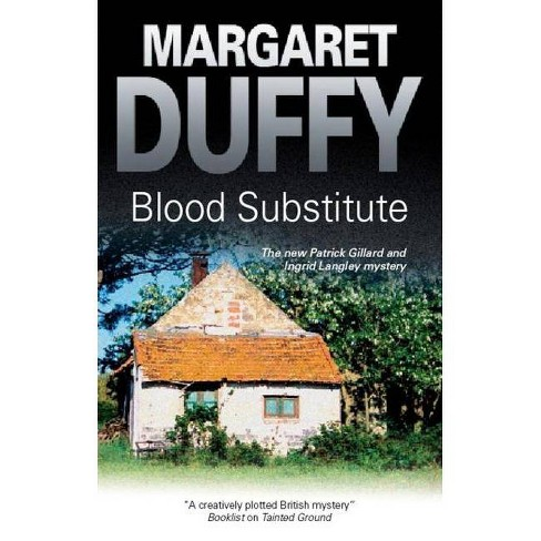 Blood Substitute - (Severn House Large Print) by  Margaret Duffy (Hardcover) - image 1 of 1