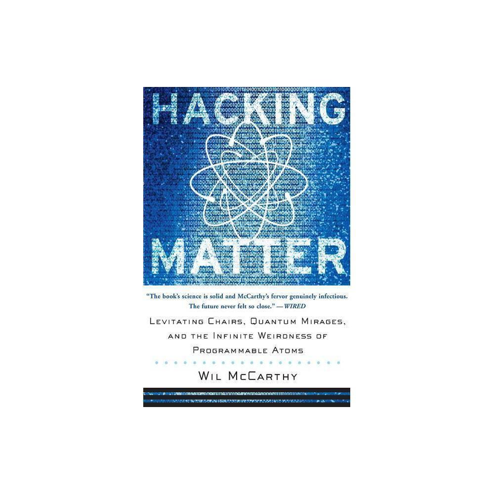 Hacking Matter By Wil Mccarthy Paperback