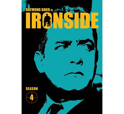 Ironside:Season Four (DVD) - image 1 of 1