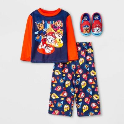 Toddler Boys' 2pc PAW Patrol Pajama Set - Red