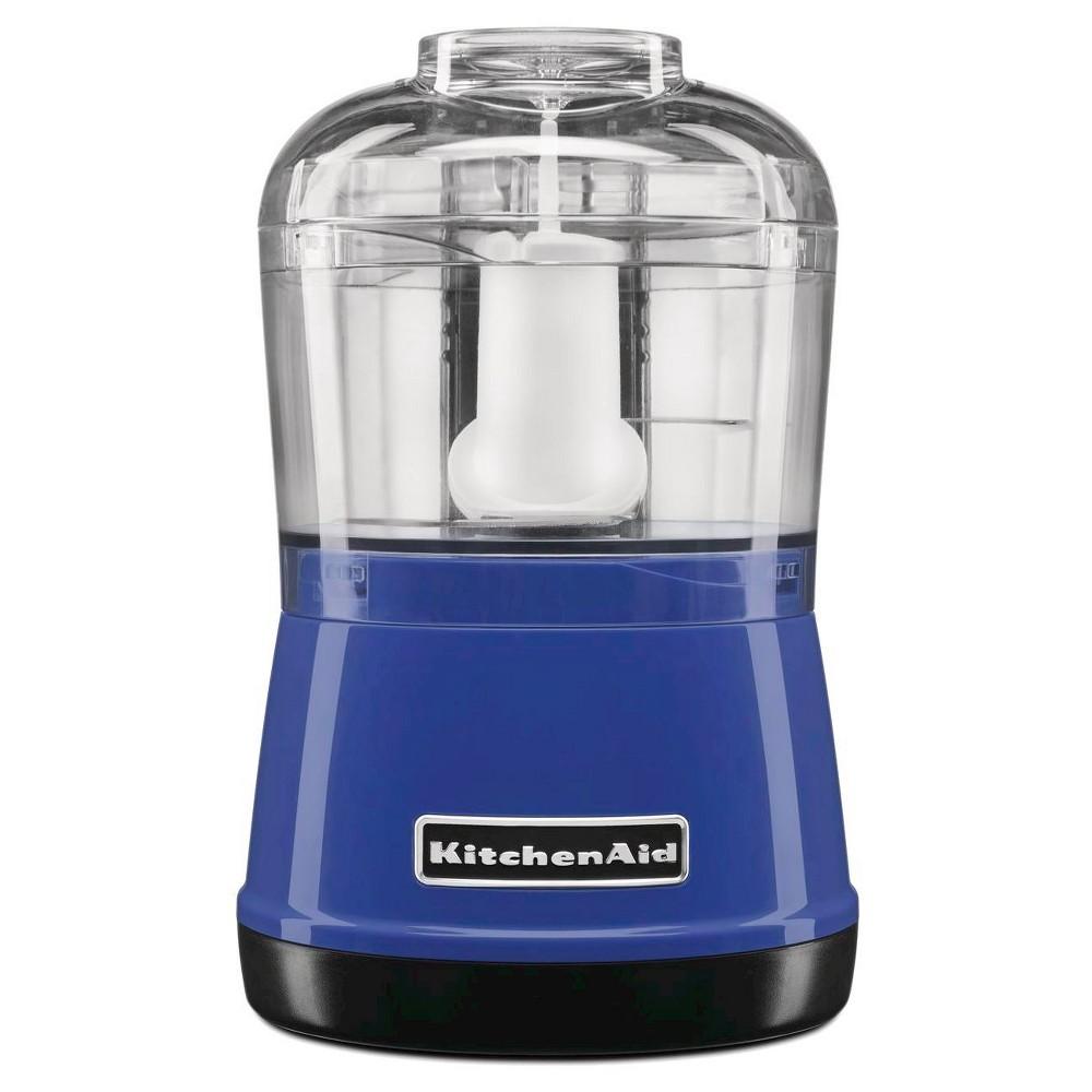 KitchenAid 3.5 Cup Food Chopper - KFC3511TB, Twilight Blue