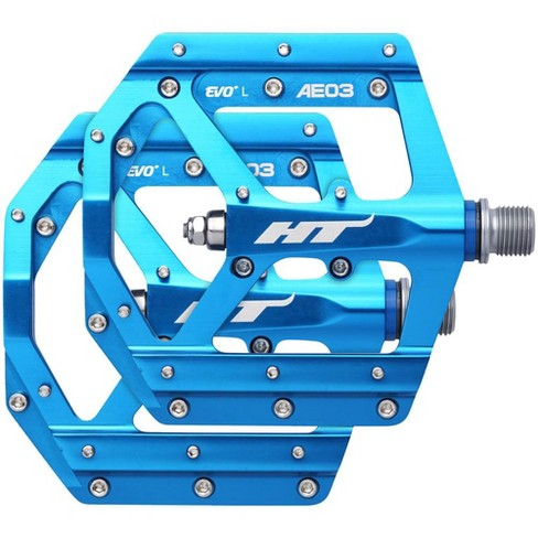"HT AE03 (Evo+) Platform Pedal: 9/16"" Marine Blue - image 1 of 1"