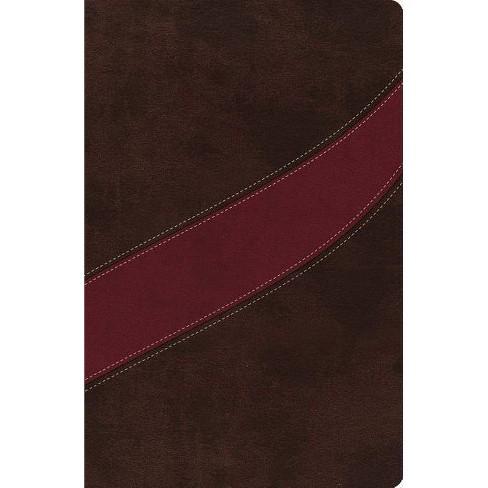 MacArthur Study Bible-NASB-Signature - by  Thomas Nelson (Leather_bound) - image 1 of 1