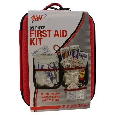 College Commuter 85-pc. First Aid Kit