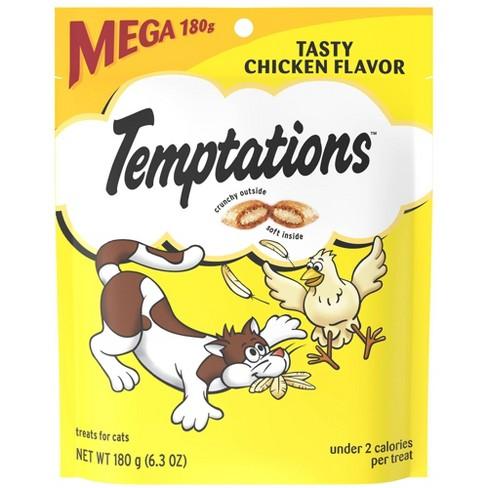 Temptations Classic Tasty Chicken Flavor Cat Treats - image 1 of 4