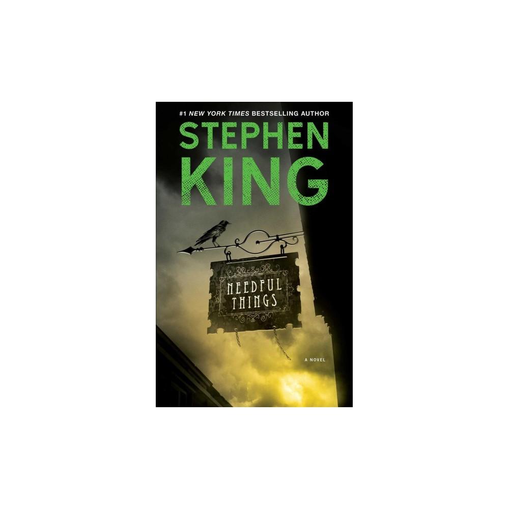 Needful Things - Reissue by Stephen King (Paperback)