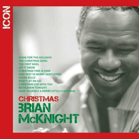Brian McKnight - ICON Christmas - image 1 of 1