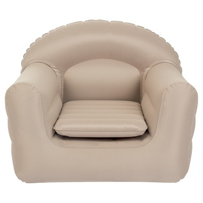 Bestway® Fortech™ Inflatable Sofa Chair - Tan