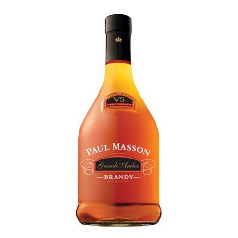 Paul Masson Grande Amber VS Brandy - 750ml Bottle - image 1 of 1