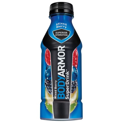 BODYARMOR Mixed Berry - 16 fl oz Bottle - image 1 of 1