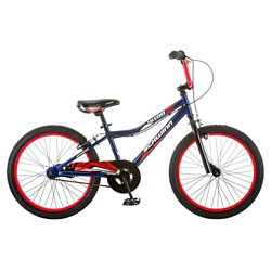 """Kids Schwinn Falcon 20"""" Bike - Blue/Red"""