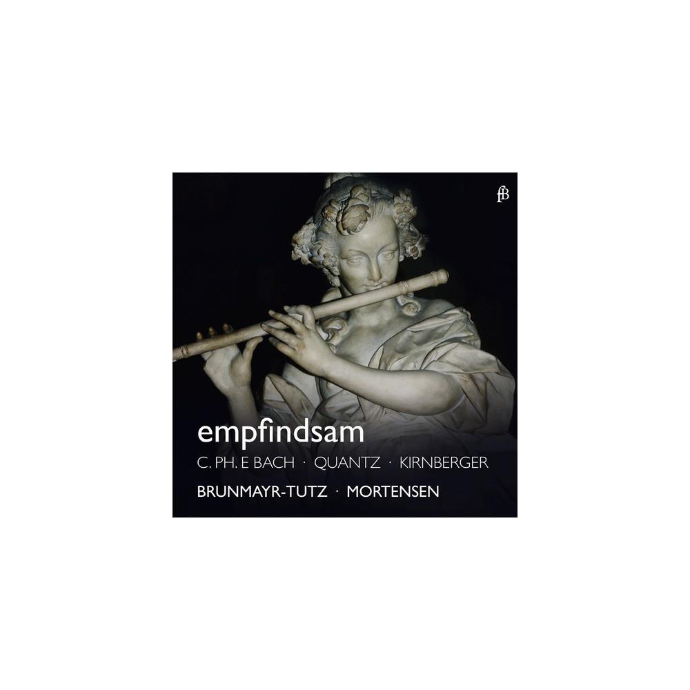 Linde Brunmayr-tutz - Empfindsam (CD)