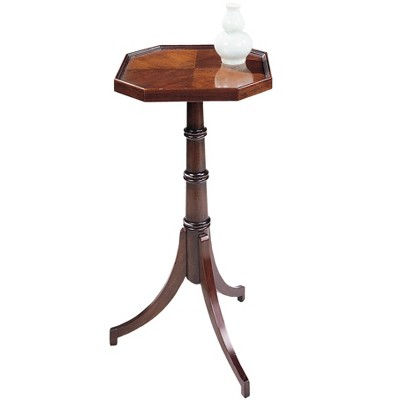 Hekman 560100095 Octagonal Accent Table Special Reserve