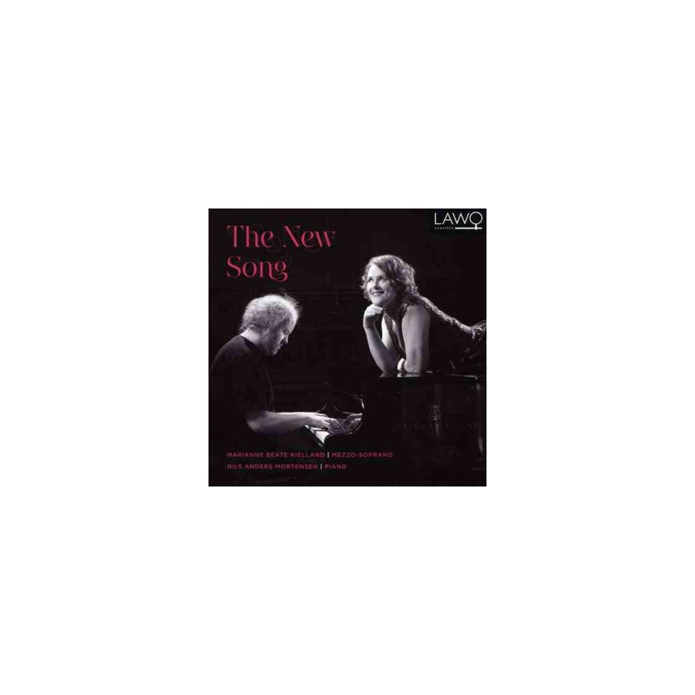 Marianne B Kielland - New Song (CD)