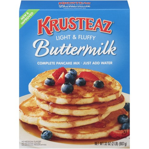 Krusteaz Ermilk Pancake Mix 32oz