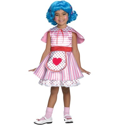 Lalaloopsy Deluxe Rosy Bumps 'N' Bruises Toddler/Child Costume