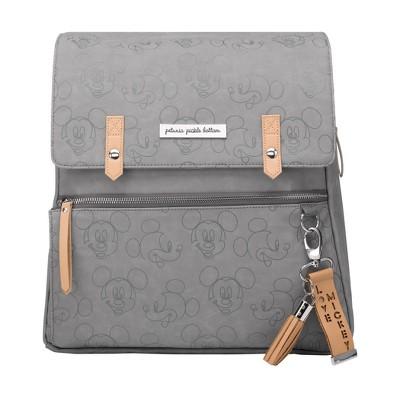 Petunia Pickle Bottom Meta Backpack Diaper Bag in Love Mickey Mouse